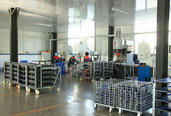 轴头生产设备