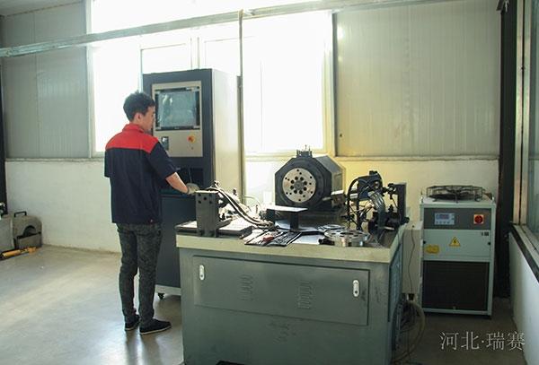 轮毂轴承生产设备